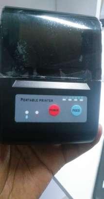 Portable Bluetooth Printer