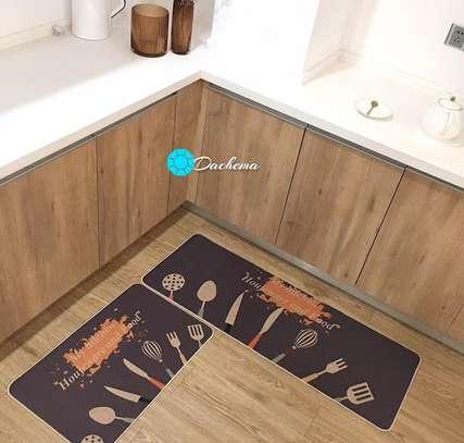 2 pieces kitchen mats image 1