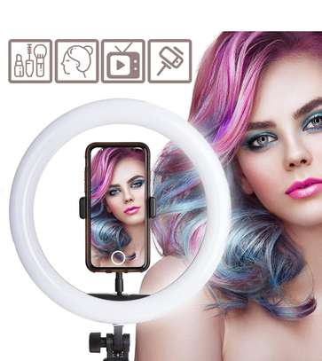 Ring fill light  10.2 Inch 26Cm Dimmable LED Ring Fill Light Ringlight for  Selfie,parties ,weddings coverage  Camera Phone, Photo Video  Makeup Light ,Video Photo shoots ,Studio Light Ring