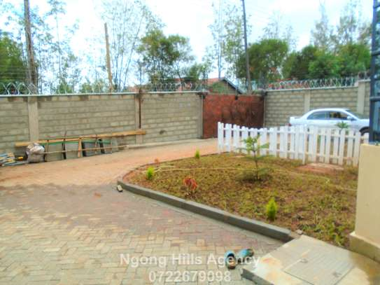 Four bedrooms townhouse with a DSQ for rent in Kibiko image 3