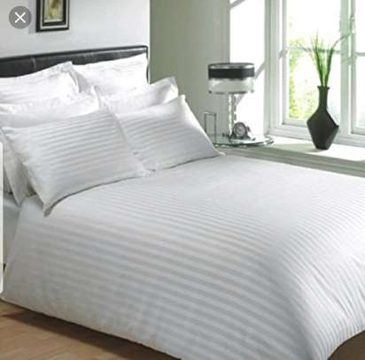 Pure Cotton Egyptian Bed Sheet image 1