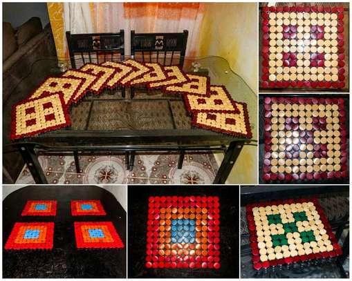 Wooden Table Mats (Medium) image 1
