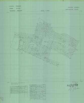 Land survey, estate agency, title deed processing, mutation survey image 2