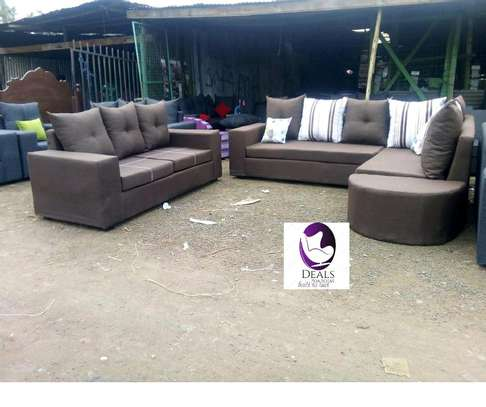 Six Seater Corner Seat + Sofabed/ Two Seater image 10