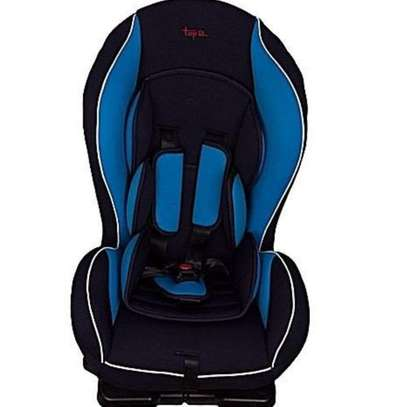 Superior Reclining Infant Car Seat with a Base Big Size (0-7yrs) image 1