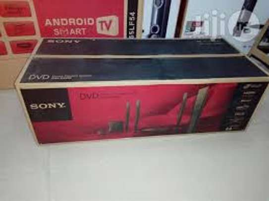 Sony DAV-DZ950 - 5.1Ch DVD Home Theater System - 1000Watts - Black image 3