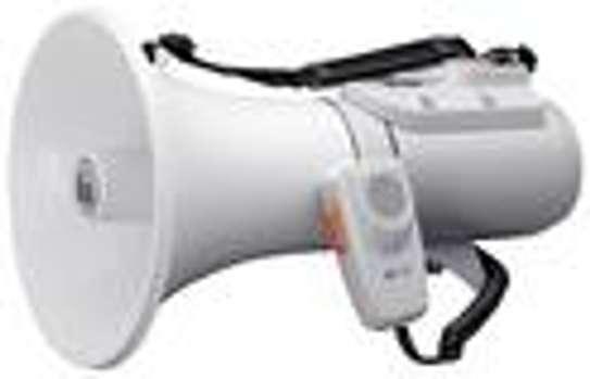 TOA ER-2215W Shoulder Type Megaphone with Whistle Loud Speakers for sale in Nirobi Kenya image 1