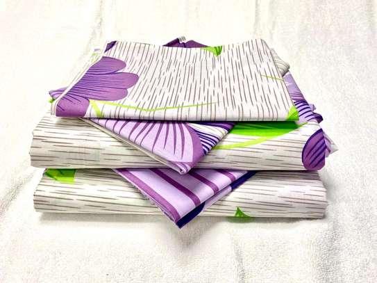 Flat bedsheets 7*8 image 2