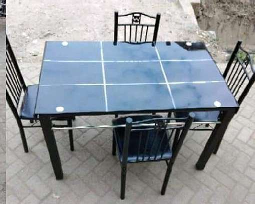 Four seater dining table for digital homes image 1