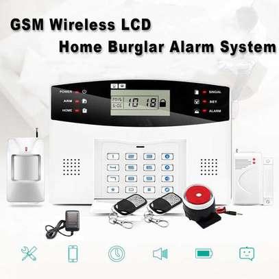 alarm system wireless image 2