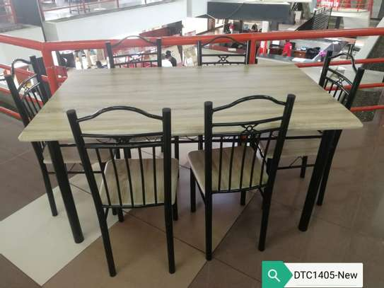 6 Seater Dining Tables image 1