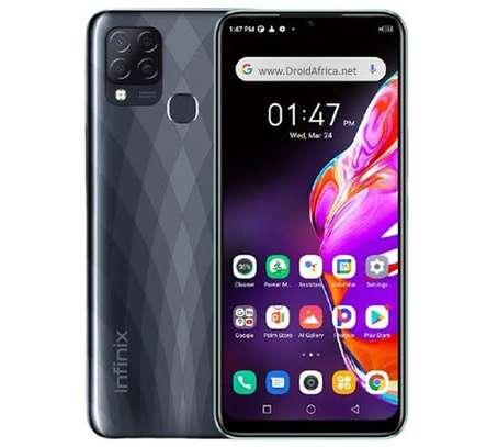 Infinix Hot 10T – 6.82″, 5000mAh, 4G Dual-SIM Smartphone image 2