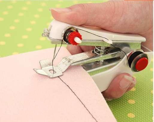 Mini Handheld Sewing Machine for Handwork image 1