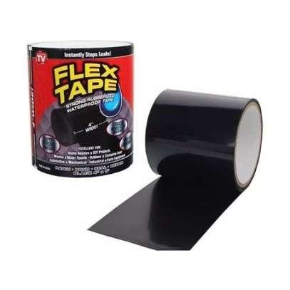 Flex Tape Waterproof Adhesive Repair Rubberized Tape image 2