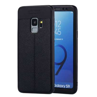 360 full protective cover tpu soft rubber phone case for Samsung Galaxy S9 S9 Plus image 1
