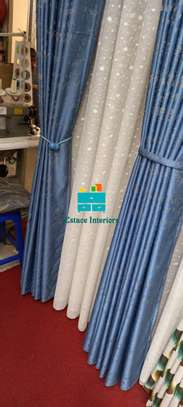 EMBELLISHED SHEERS AND CURTAINS image 1