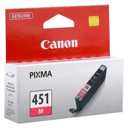 Canon CLI-451 Magenta Ink Cartridge image 2