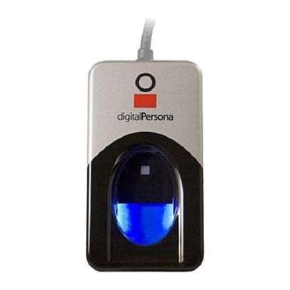 Digital Persona Biometric Fingerprinter Reader In Kenya suppliers & installations image 3