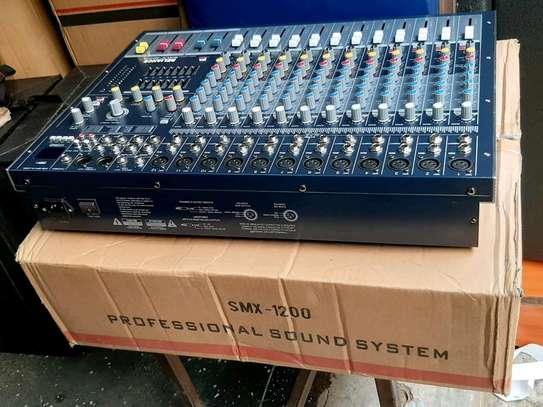 Smx 12channel reliance plain mixer image 1