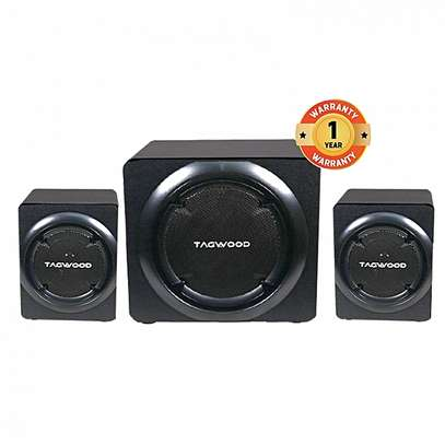 Perfect quality tagwood speakers