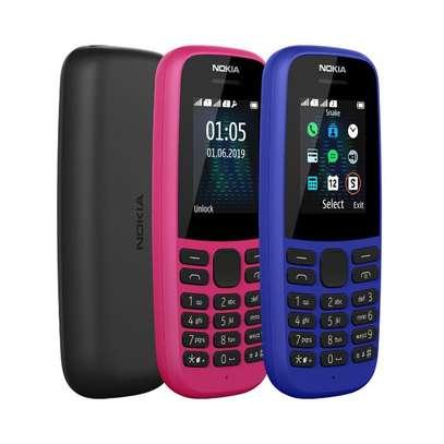 """Nokia 105 (2019) 1.77"""" (Dual SIM) - Black image 2"""