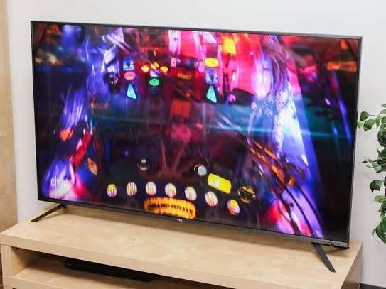 TCL digital smart android  4k 65 inches image 3