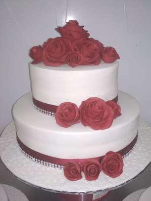 Yummy & fresh Wedding Cakes in Nairobi Kenya image 8