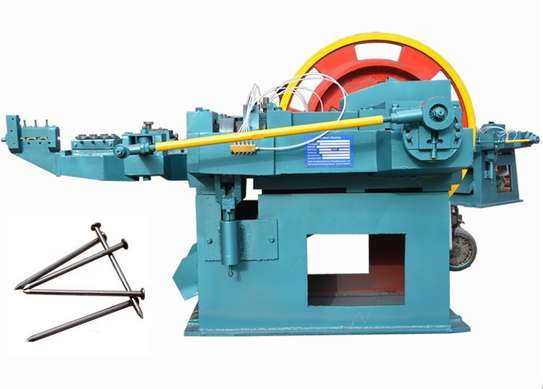 Steel Nail Machine