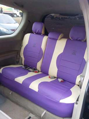 Car seat covers image 5