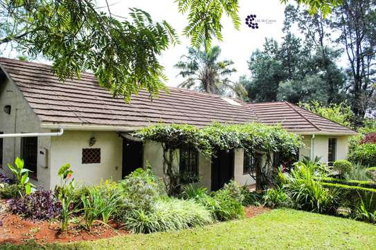 Furnished 2 bedroom house for rent in Old Muthaiga image 1