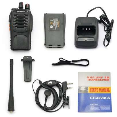 Baofeng Portable Two way Radio image 1