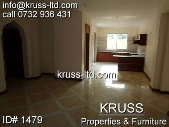 3br newly built apartment for rent in Nyali ID1479 image 13
