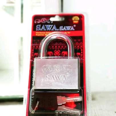 Sawa Sawa Hardened Iron Body Padlock image 1