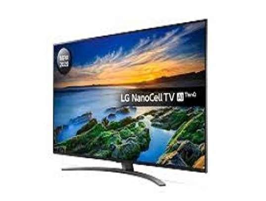 "LG 65"" NANOCELL SMART TV,VOICE CONTROL,MAGIC REMOTE,WI-FI,NETFLIX,VOICE RECOGNITION,YOUTUBE-65NANO90VNA-BLACK image 2"