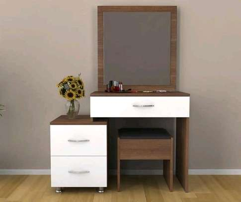 Modern and unique dressing table