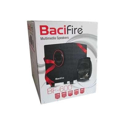 Baci Multimedia 2.1 Speaker Bf-600 Bacifire image 1