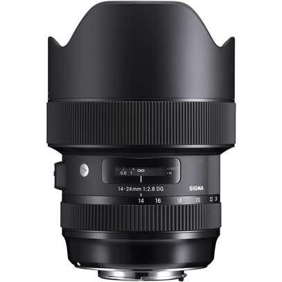 Sigma 14-24mm f/2.8 DG HSM Art Lens for Canon EF image 1