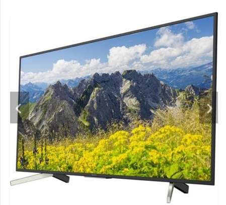 Sony 55 Inch Android HDR 4K UHD Smart LED TV KD55X7500F image 1