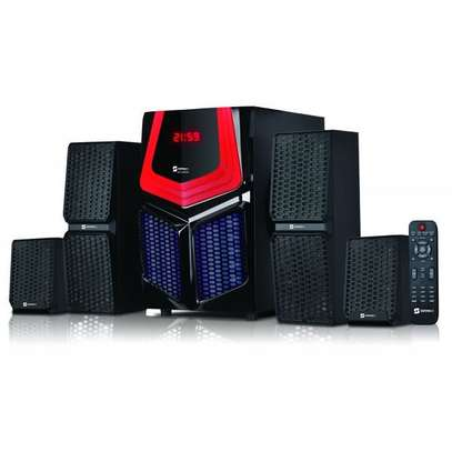 Sayona subwoofer SHT-1205 BT - 4.1 Channel - 16500Watts PMPO