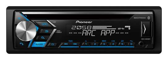Pioneer DEH-S4050BT  Car Stereo with Dual Bluetooth, Spotify Connect, Siri Eyes Free & USB