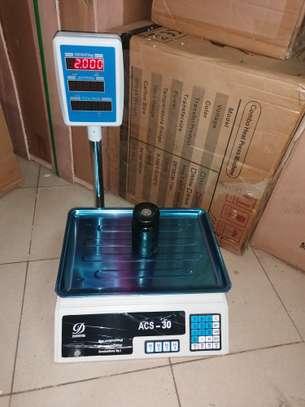 30kgs Digital Scale image 1