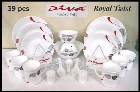 Dinner Set/Diva Dinner Set/38pc Dinner Set image 5