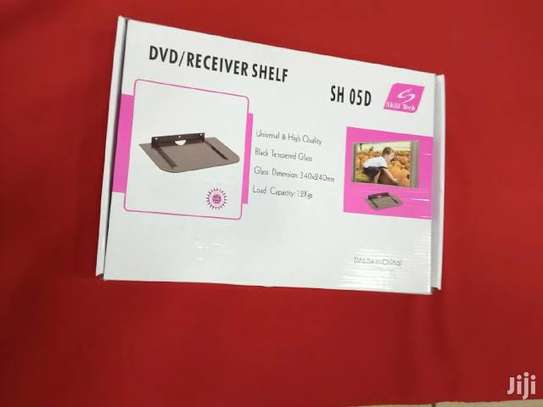 DVD/RECEIVER SHELF – SH05D image 1