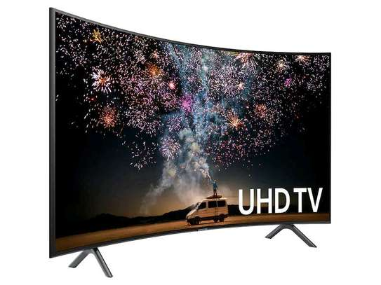 Samsung 55 inch Full HD Curved Smart TV image 1