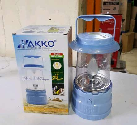 Akko  Rechargeable Camping lamp. image 1