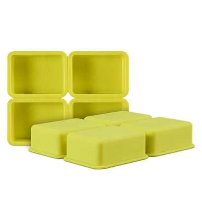 Big Bath Soap Silicone Mold image 2