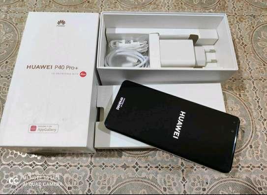 Huawei P40 Pro [ 512 Gigabytes ] White image 3