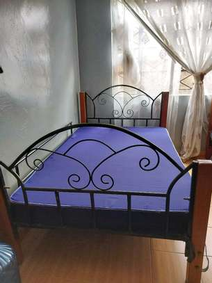 Bed and Mattress image 2