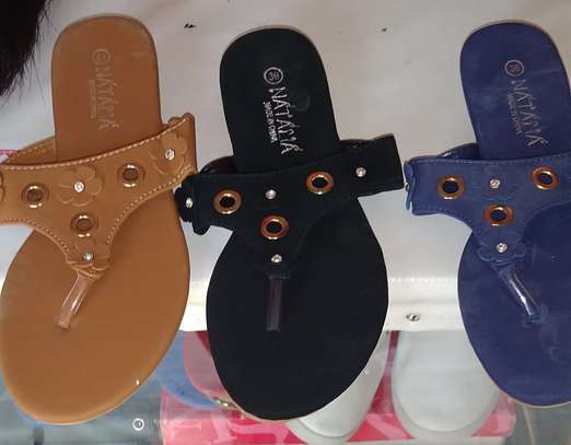 Fashionable T-Strap Sandal