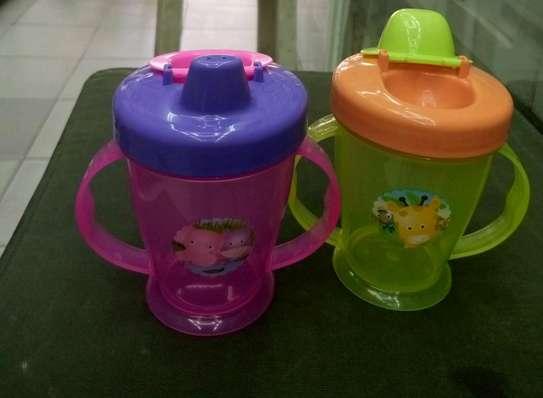 BPA free training cup 200ml image 1
